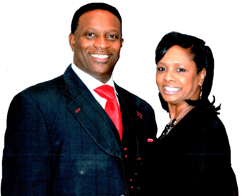 Pastor and Lady Norman